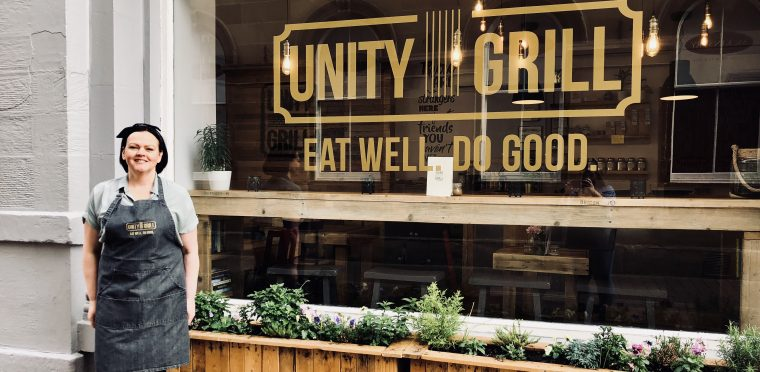 Unity Grill - Creating Income